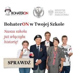 Projekt BohateroOn w twojej szkole