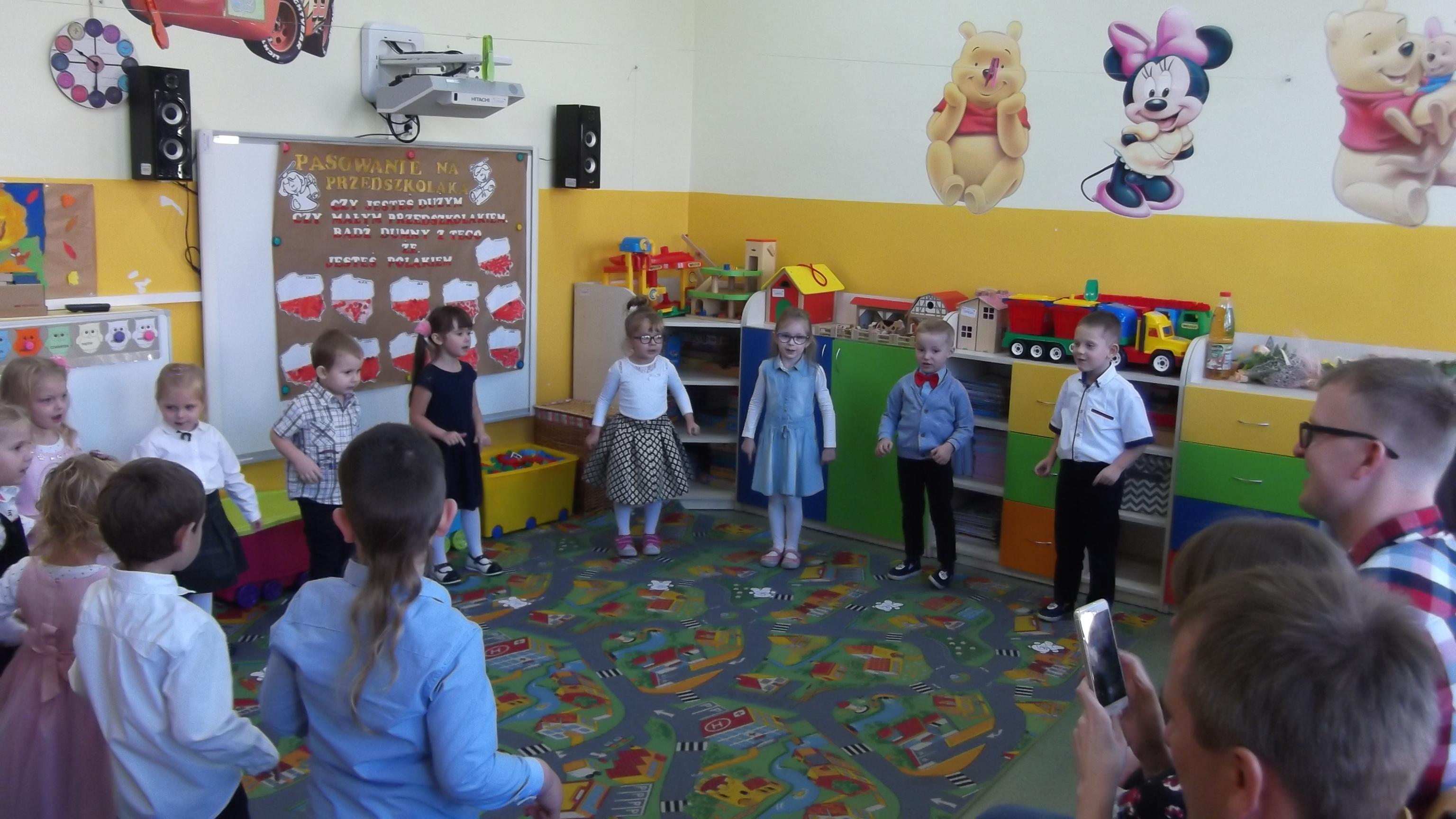 Pasowanie Przedszkolaków Sp Ośniszczewko