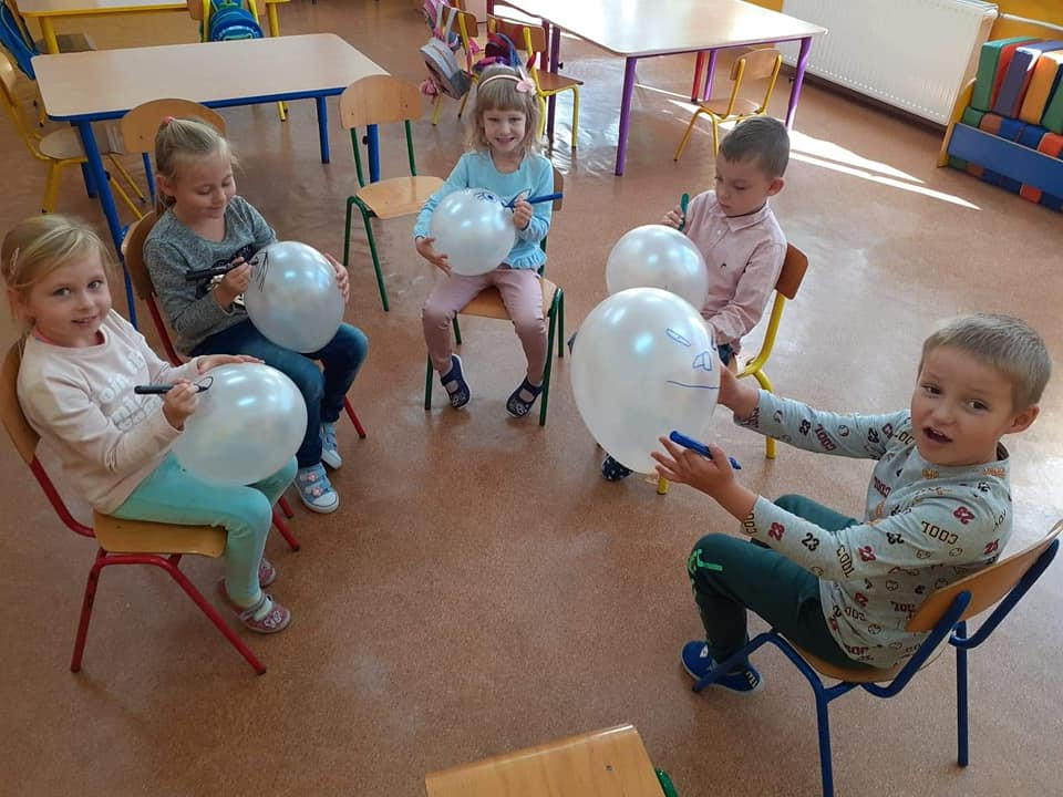 Dzień przedszkolaka w zerówce