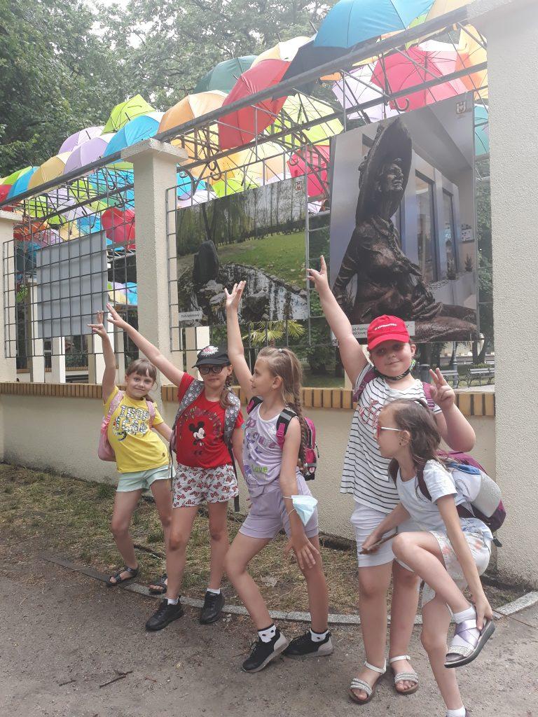Dzieci w Solankach